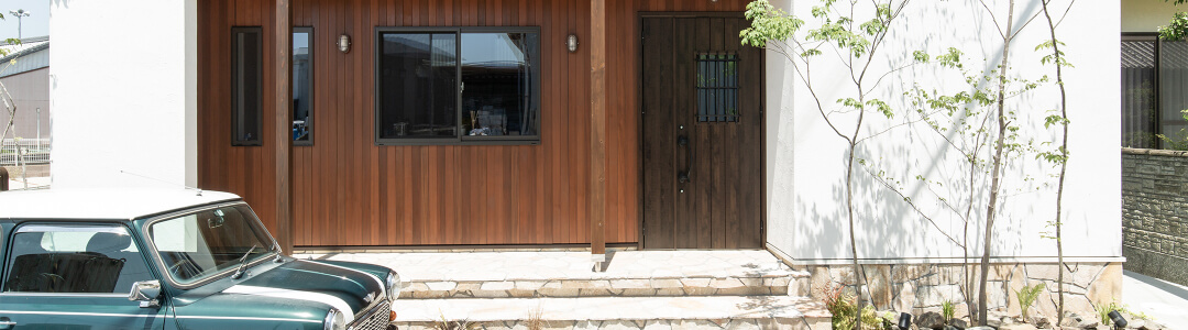 モデルハウスの写真